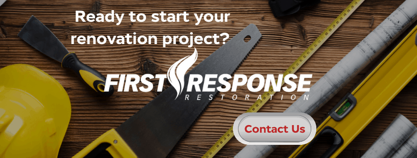 Contact First Response Remodeling
