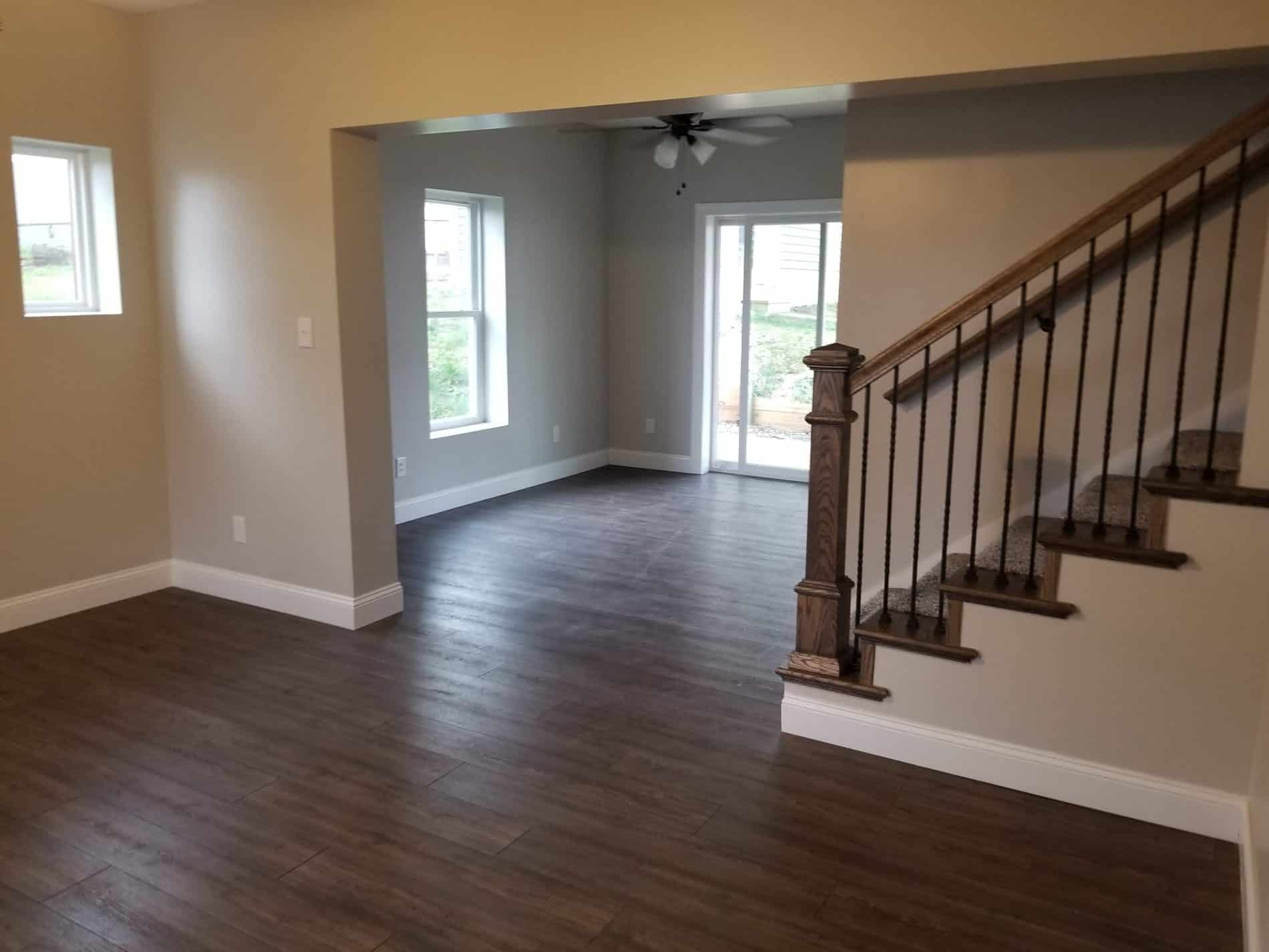 Home Remodeling with Open Floor Plan