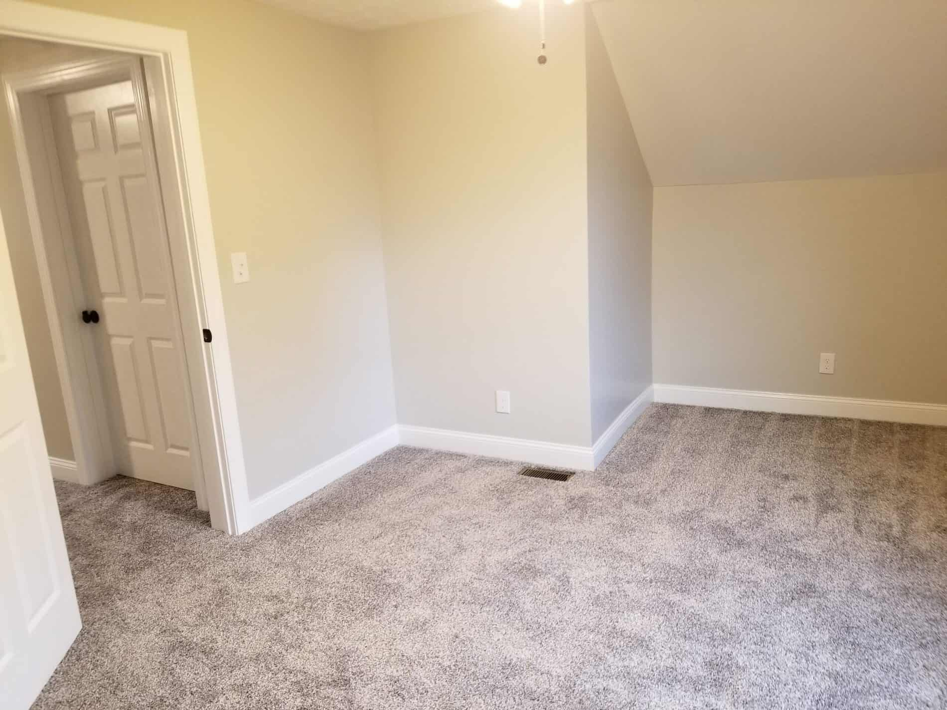 Home Remodel with second bedroom