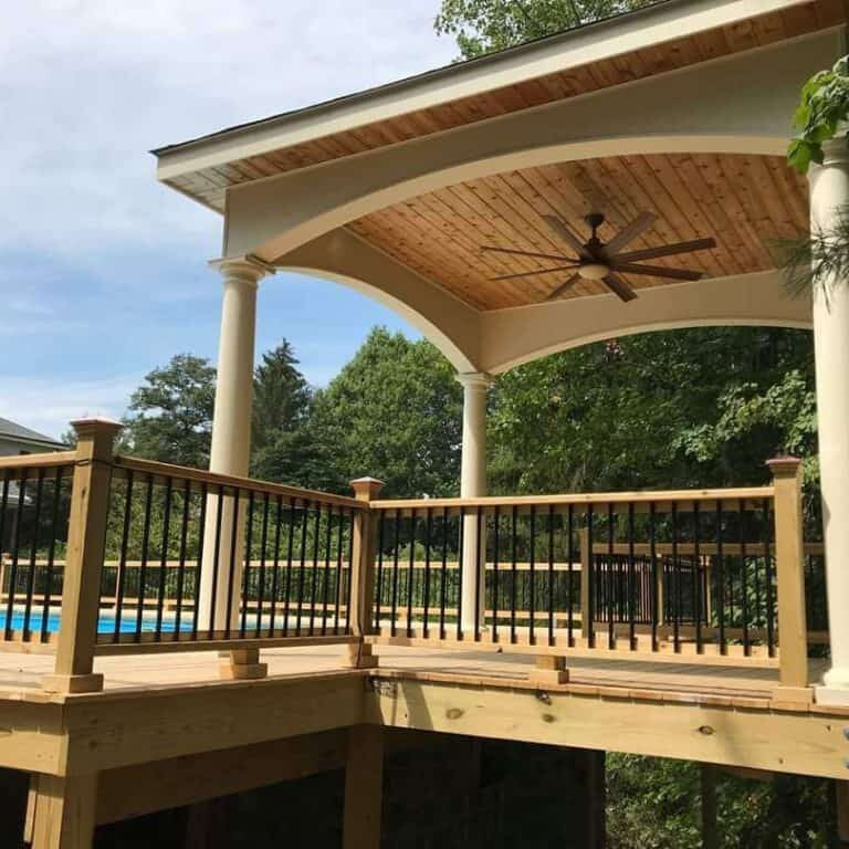 outdoor remodeling in West Virginia